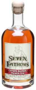 Seven Fathoms Rum 750ml